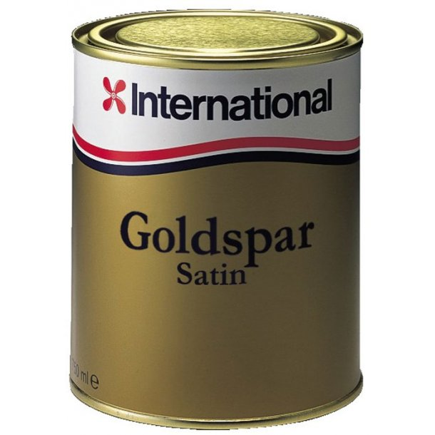 Lak Goldspar Satin 750ml