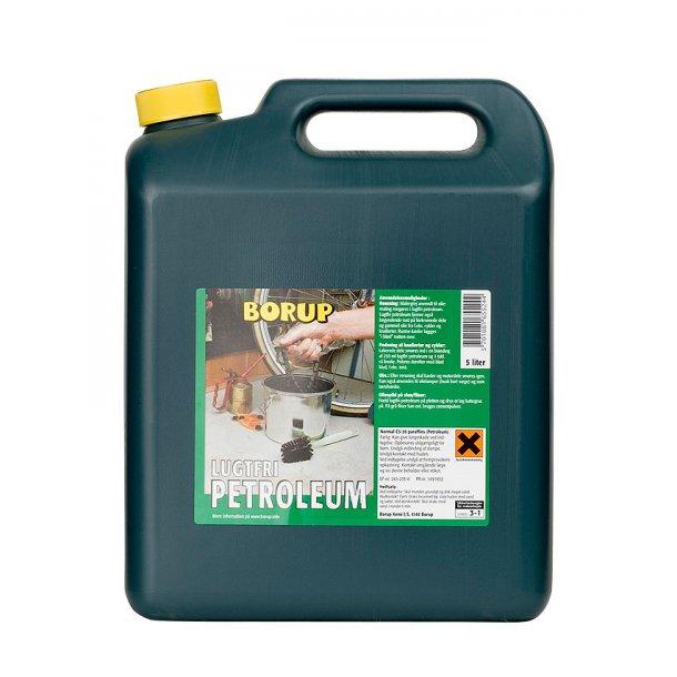 Petroleum Lugtfri 5 ltr.