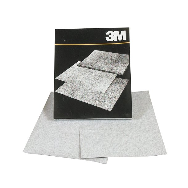 Tørslibepapir 230x280mm korn 320 pr/ark