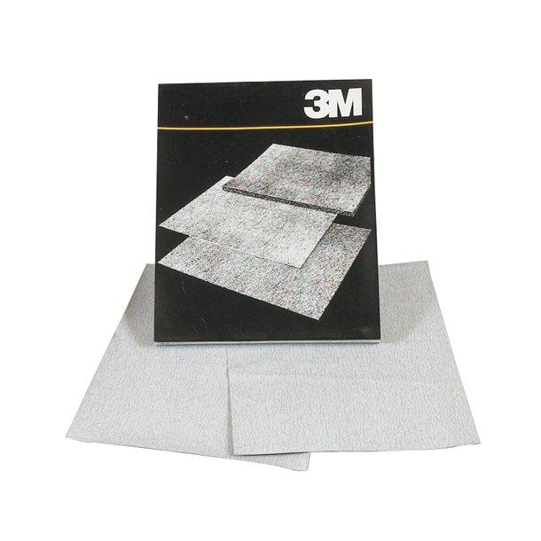 Tørslibepapir 230x280mm korn 400 pr/ark