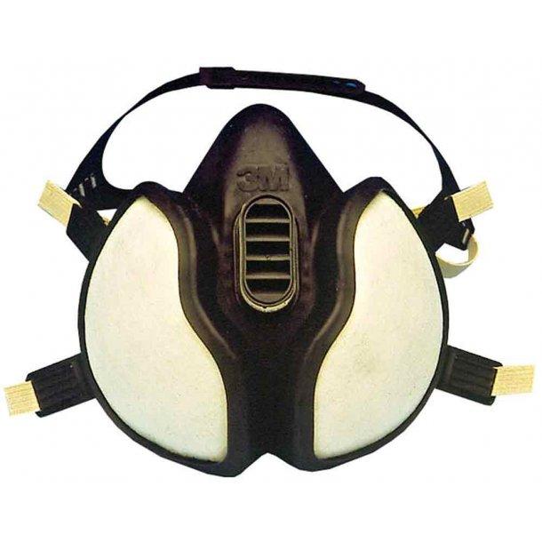 Støvmaske aktiv kul FFA2P2